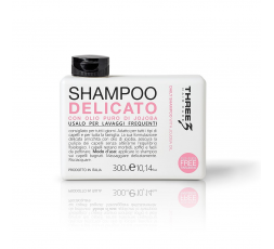 THREE SHAMPOO DELICATO 300ML