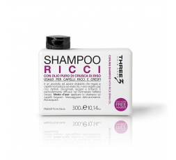 THREE SHAMPOO RICCI 300ML