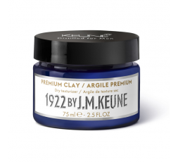 KEUNE 1922 STYLING PREMIUM CLAY 75ML