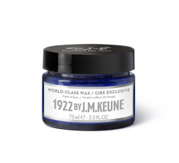 KEUNE 1922 STYLING WORLD-CLASS WAX 75ML