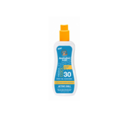 AUSTRALIAN GOLD FRESH-COOL SPRAY GEL SPF 30 237ML