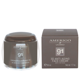 AMERIGO 91MAN CREMA VISO ANTI-AGE 3D 50ML