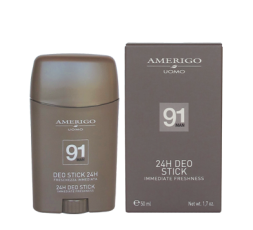 AMERIGO 91MAN DEO STICK 24H 50ML