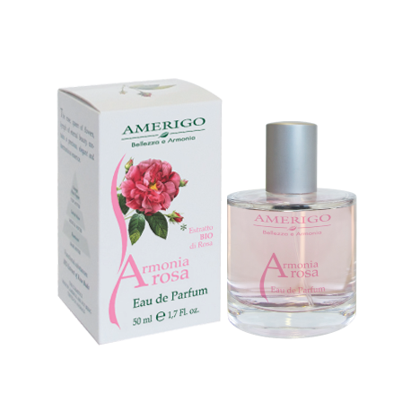 AMERIGO ARMONIA ROSA EDP 50ML