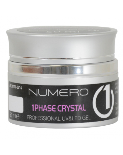 N1 GEL 1 PHASE CRYSTAL 50ML