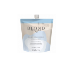 BLONDESSE COSMETIC BLEACHING CREAM - CREMA DECOLORANTE BLU- 500GR
