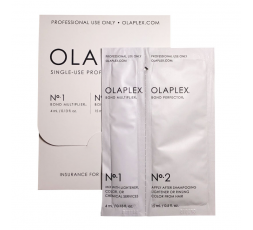 OLAPLEX SINGLE USE N.01 1.4ML - N.02 15ML