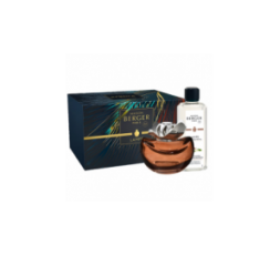 LAMPE BERGER COFANETTO TEMPTATION LAMPE CHOCOLAT +250ML