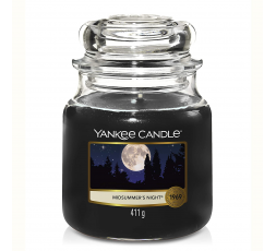 YANKEE CANDLE CLASSIC MEDIUM JAR MIDSUMMER NIGHT