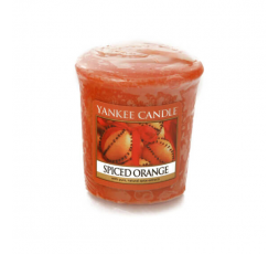 YANKEE CANDLE CLASSIC VOTIVE SPICED ORANGE