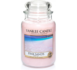 YANKEE CANDLE CLASSIC LARGE JAR PINK SANDS