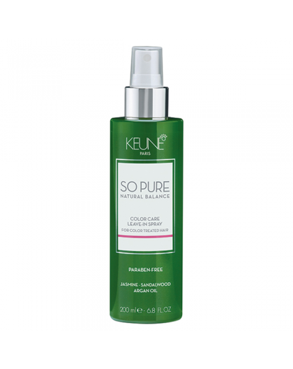 SO PURE NEW COLOR CARE LEAVE-IN SPRAY 200 ML