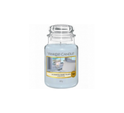 YANKEE CANDLE CLASSIC LARGE JAR A CALM & QUIET PLACE
