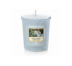 YANKEE CANDLE CLASSIC VOTIVE WATER GARDEN