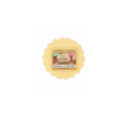 YANKEE CANDLE CLASSIC WAX MELT VANILLA CUPCAKE