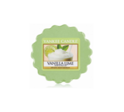 YANKEE CANDLE CLASSIC WAX MELT SINGLE VANILLA LIME