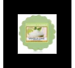 YANKEE CANDLE CLASSIC WAX MELT SINGLE VANILLA LIME