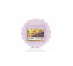 YANKEE CANDLE CLASSIC WAX MELT SINGLE LEMON LAVENDER