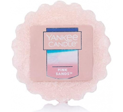 YANKEE CANDLE CLASSIC WAX MELT SINGLE PINK SANDS