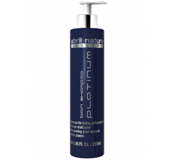ABRIL & NATURE SILVER PLATINUM SHAMPOO 250 ML