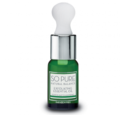 SO PURE NEW EXFOLIATING ESSENTIAL OIL 10 ML