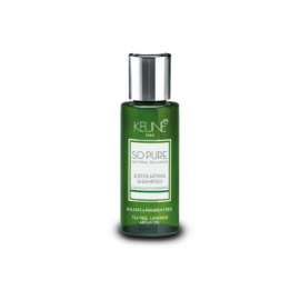 SO PURE NEW EXFOLIATING SHAMPOO 50 ML