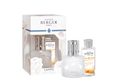 LAMPE BERGER COFANETTO AROMA ENERGY LAMPE +250ML