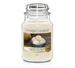 YANKEE CANDLE CLASSIC LARGE JAR COCONUT RICE CREAM