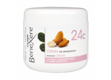 BXE 24C CREMA MASSAGGIO 500ML
