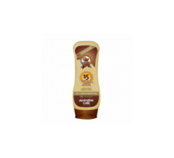 AUSTRALIAN GOLD SPF 15 LOTION CON KONA COFFEE BRONZER 237 ML