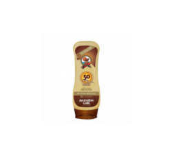 AUSTRALIAN GOLD SPF50 CON KONA COFFEE BRONZER 237 ML