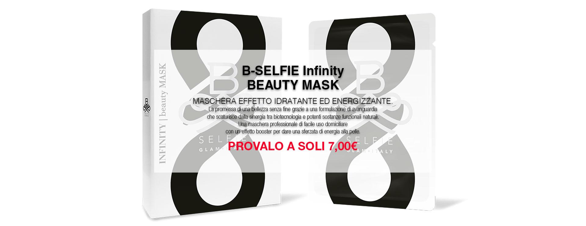 B-selfie Mask Infinity